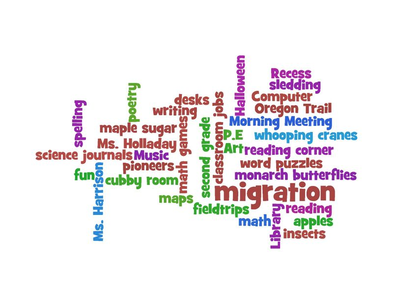 Second Grade Wordle